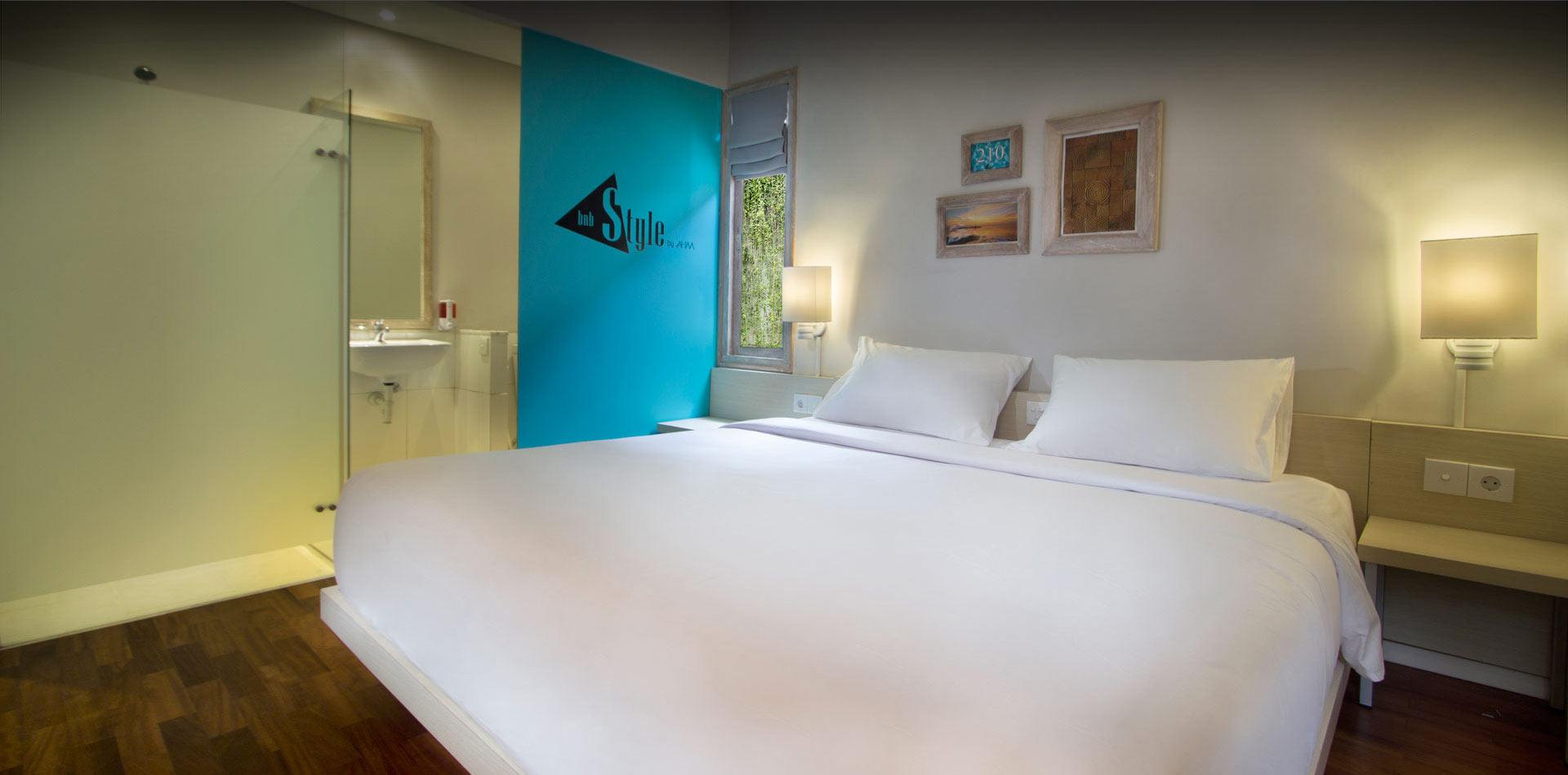 bnb style hotel room