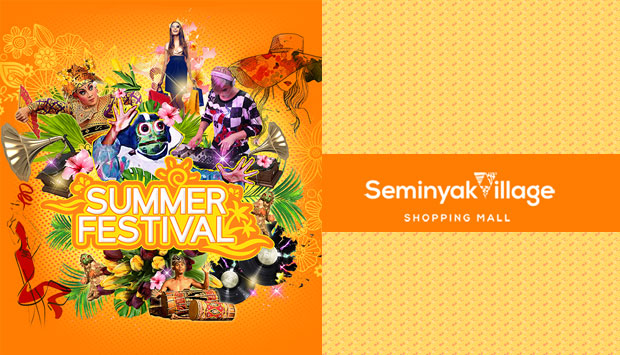 Seminyak Summer Festival